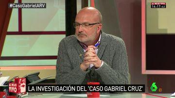 El periodista Manel Vilaseró