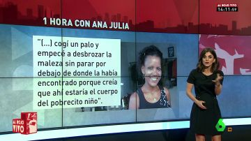 La conversación de Manel Vilaseró con Ana Julia