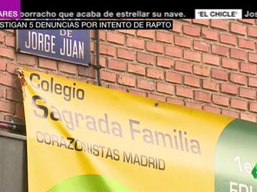 Investigan un nuevo intento de secuestro a una niña de 11 años a la salida de un colegio en Madrid