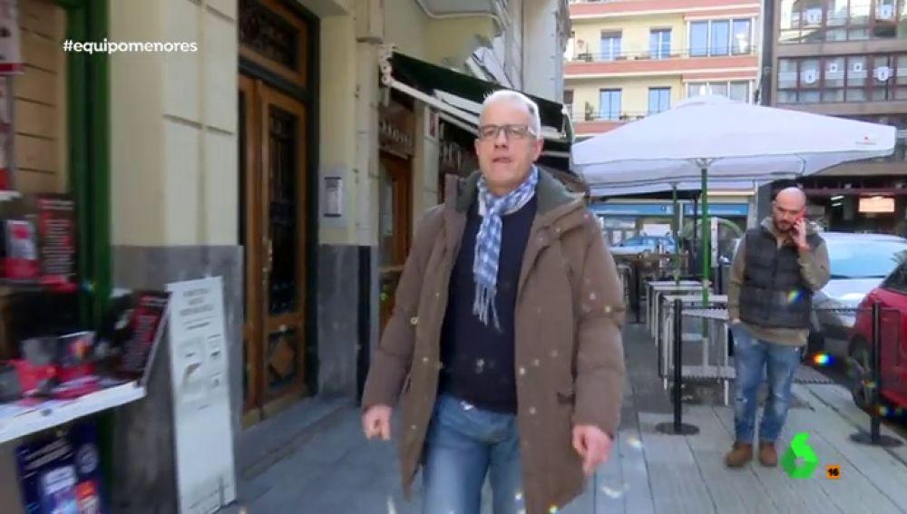 """El juez Uriarte, sobre las agresiones de menores en Bilbao: """"No recuerdo sucesos tan horribles ni en Euskadi ni en otros sitios"""""""