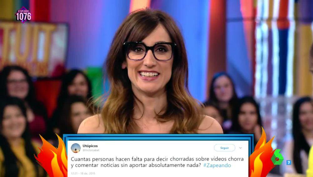 Ana Morgade responde a las críticas de las redes sociales