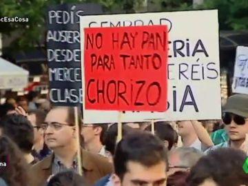 laSexta Columna presenta los 'Greatest Hits' de la corrupción y su futuro en España: ¿hay solución a la vista?