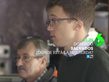 Íñigo Errejón, en Salvados