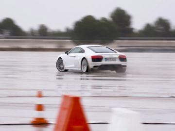 Probamos el nuevo Audi R8 RWS, el primero de la saga a propulsión: Adrenalina y conducción 'pura' - Centímetros Cúbicos