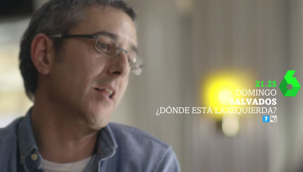 Eduardo Madina, en Salvados