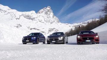 Gama Maserati Q4: Levante, Quattroporte y Ghibli