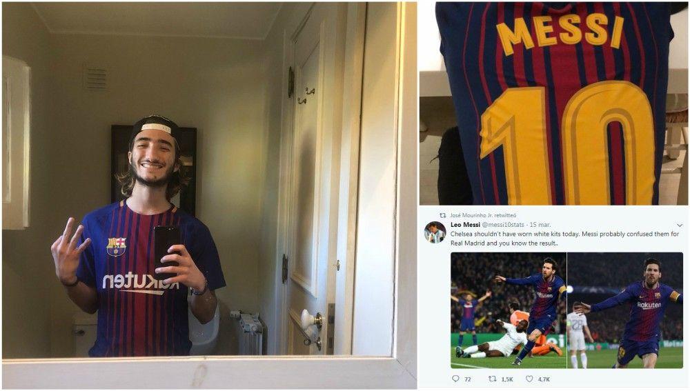 El 'palo' del hijo de Mourinho al Real Madrid