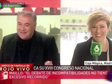Un repaso por los momentos televisivos que nos han regalado Cristina Pardo y Antonio García Ferreras en Al Rojo Vivo