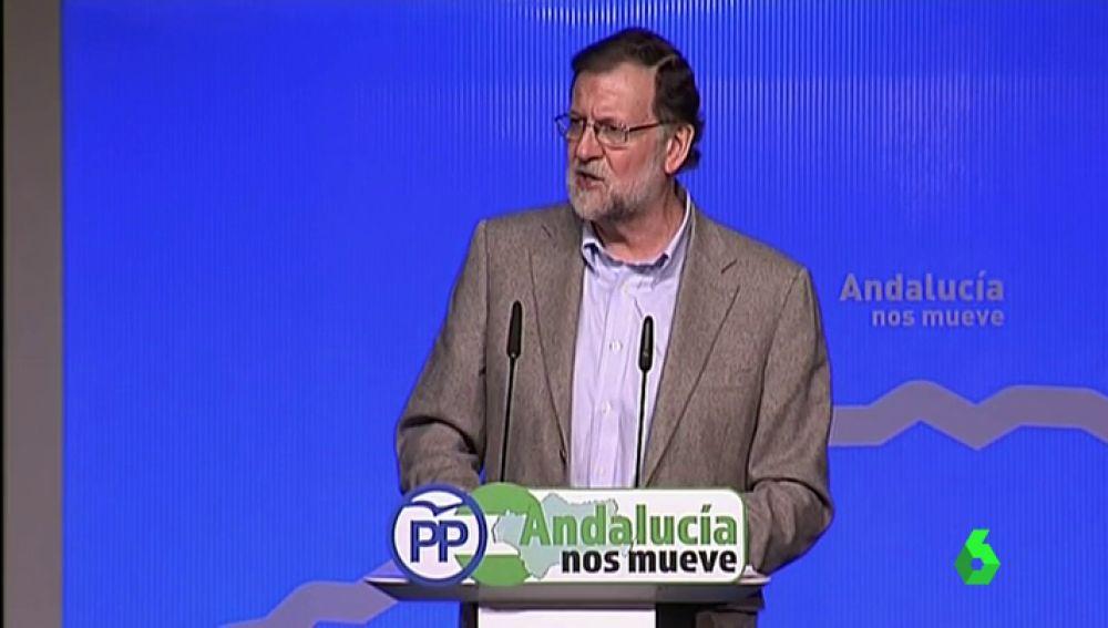 """Rajoy: """"Nuestra seña de identidad es recuperar el rumbo, volver al crecimiento y arreglar lo que otros rompieron"""""""
