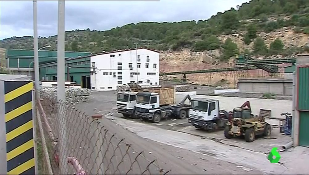 Planta de residuos de Castellón