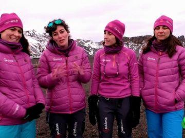 """Un grupo de 80 mujeres investiga el cambio climático en la Antártida y visibiliza el papel de ellas en la ciencia: """"Damos nuevas perspectivas"""""""