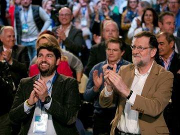 Fotografía facilitada por el PP de su presidente, Mariano Rajoy
