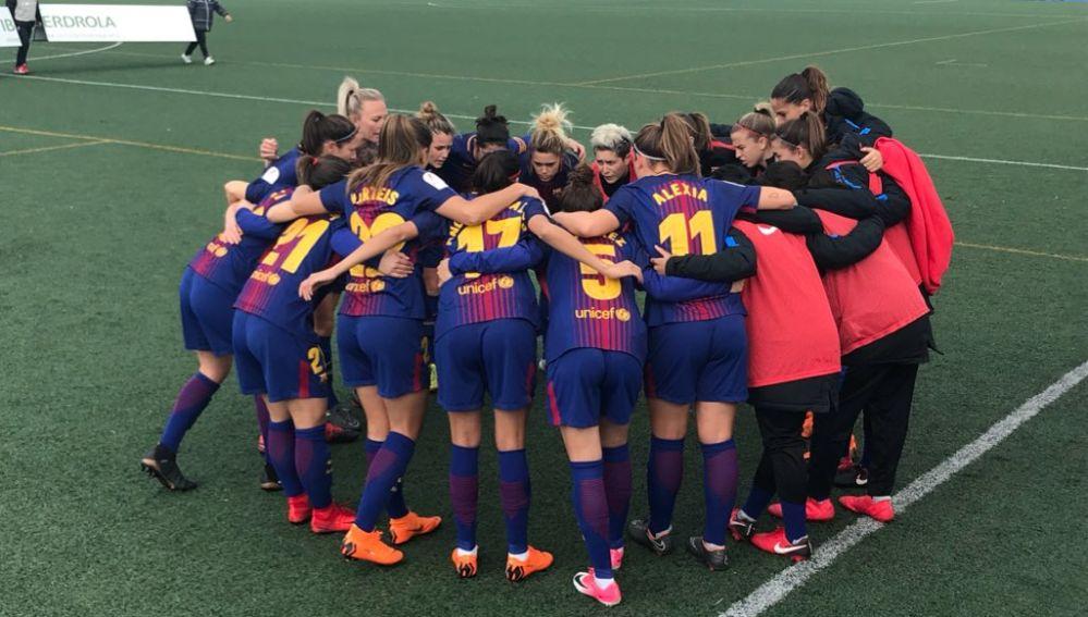 FC Barcelona femenino