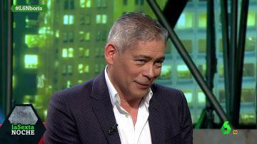 Boris Izaguirre, en laSexta Noche