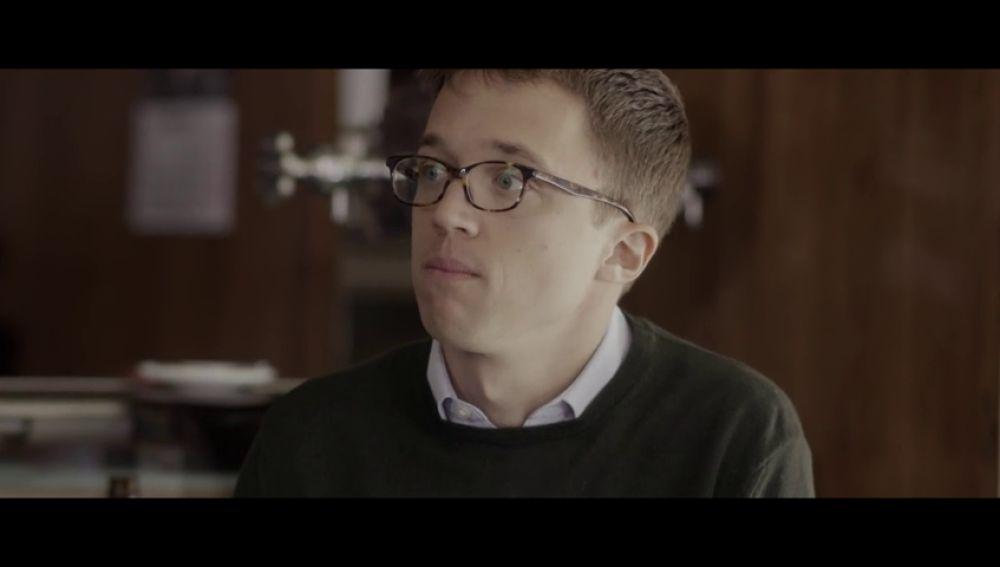 """Íñigo Errejón: """"Yo creo que el PSOE es el autor de algunos de los mejores avances en España y de las mayores desilusiones"""""""
