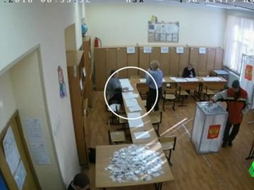 La oposición rusa y varias ONG denuncian irregularidades en las elecciones presidenciales de Rusia