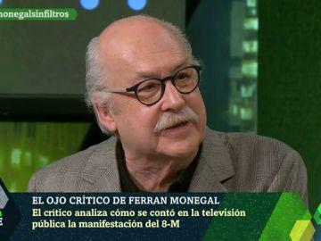 Ferran Monegal, en laSexta Noche
