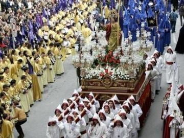Tradiciones curiosas de Semana Santa