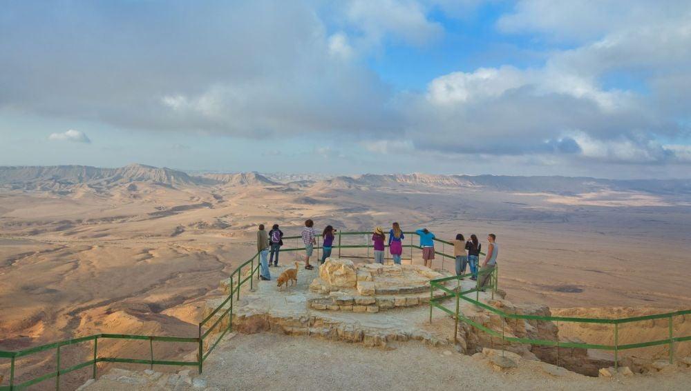 Cráter Ramon