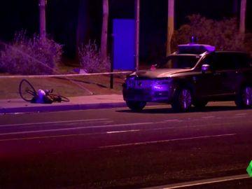 Primer accidente mortal de un coche autónomo de Uber: una mujer muere atropellada