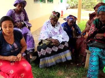 Mujeres en países en desarrollo