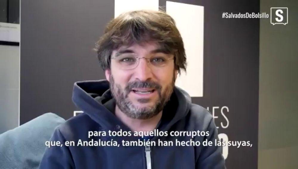 """Jordi Évole: """"Para mí lo mejor del programa fue ese momento en el que Íñigo Errejón y Eduardo Madina tuvieron que lidiar con la parroquia del bar de Villaverde"""""""