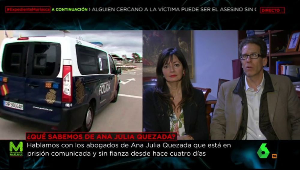 Abogados de Ana Julia Quezada