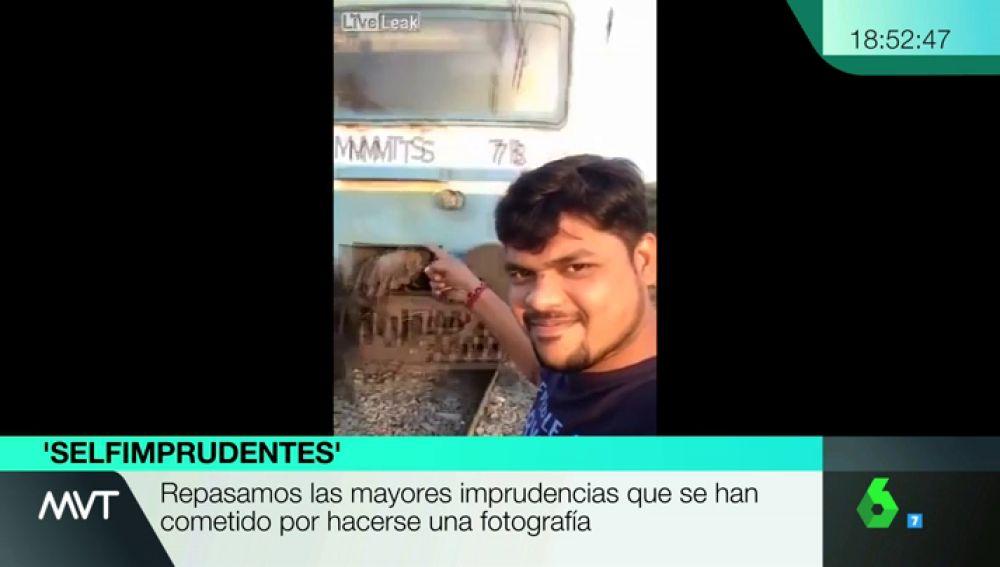 Selfie extremo