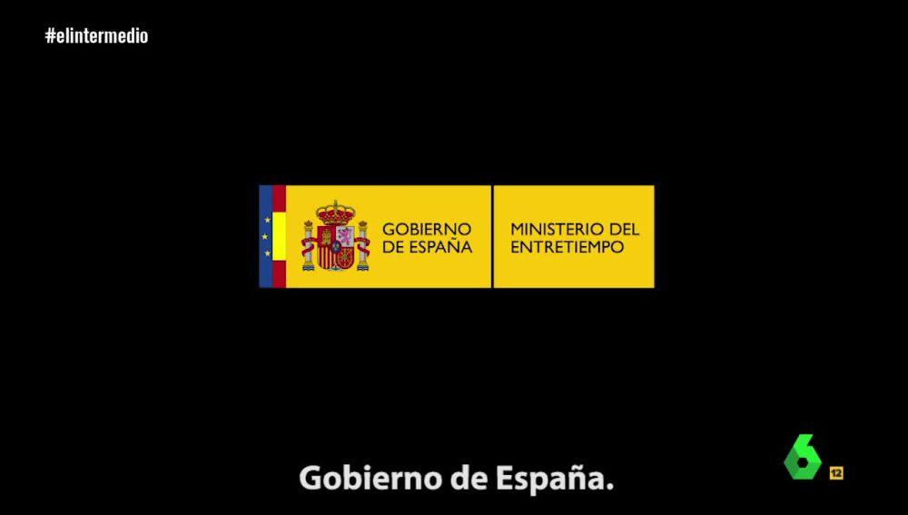 El Ministerio del Entretiempo ha lanzado este anuncio institucional