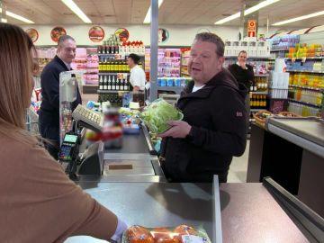 Alberto Chicote, en Comer bien por menos