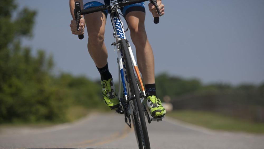 Ciclista por carretera