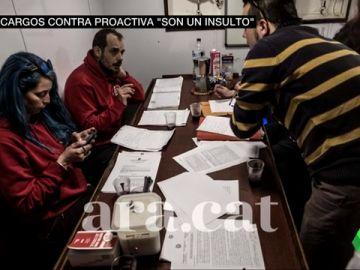 """Parte de la tripulación del barco de Proactiva retenido llega a España y denuncian que los cargos son """"un insulto"""""""