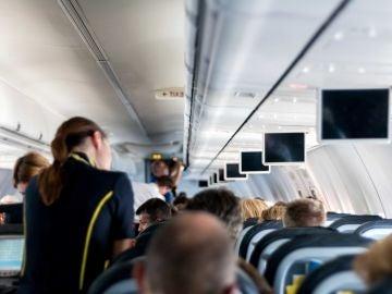 Pasaje de un avión