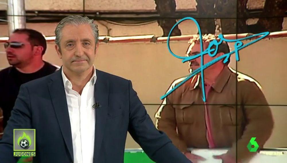 """Josep Pedrerol: """"Nos queda mucho por aprender del fútbol base. Aprendamos a callarnos"""""""