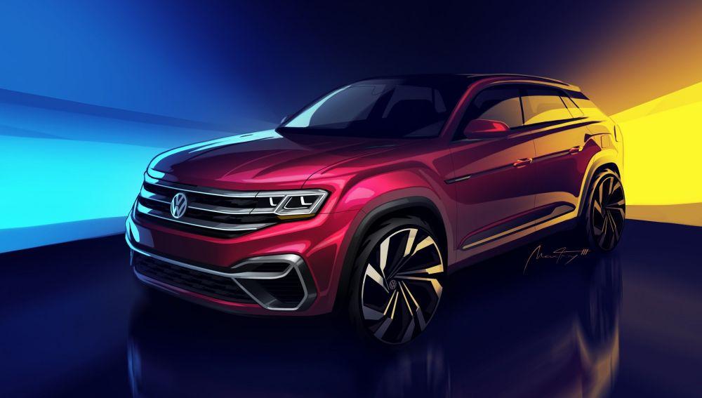 Volkswagen Concept SUV