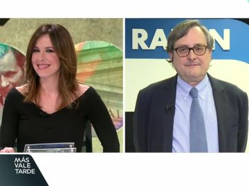 Más Vale Tarde entrevista a Francisco Marhuenda, director de La Razón