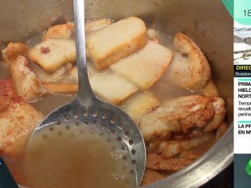 Sopa castellana, un plato perfecto para combatir el frío