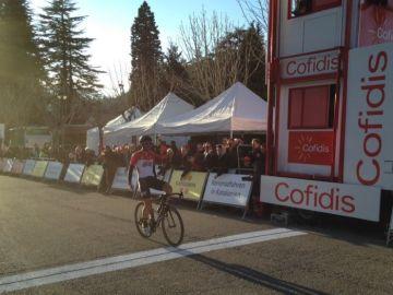 Thomas de Gendt gana la etapa reina de la Volta