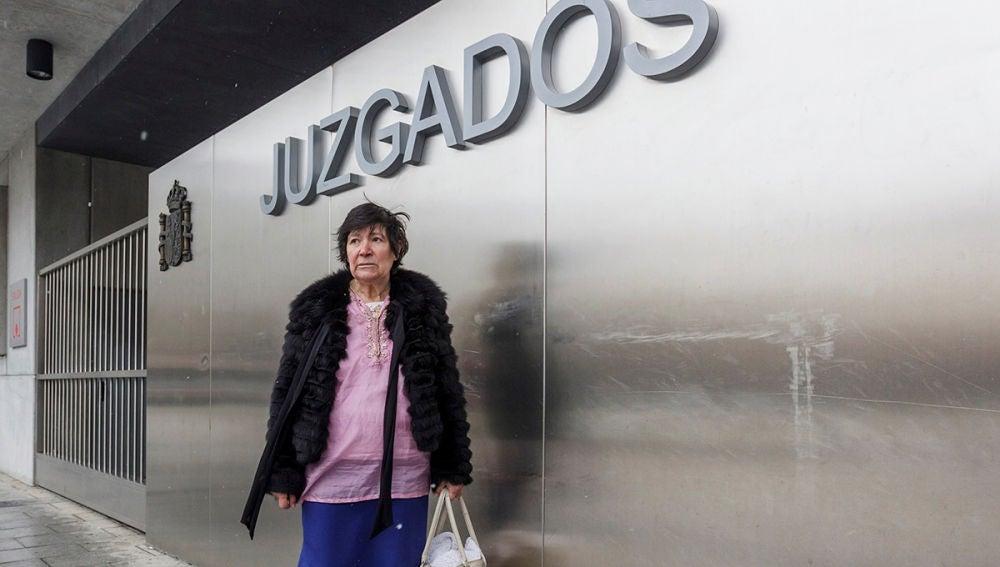 Mauricia Ibáñez, madre de mellizos a los 64 años