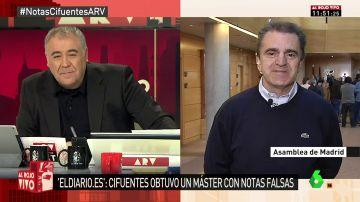 José María Franco, secretario general del PSOE-Madrid
