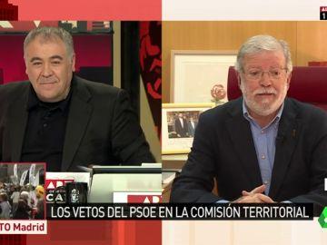 Rodríguez Ibarra, expresidente de la Junta de Extremadura