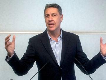El presidente del PPC, Xavier García Albiol, en una foto de Archivo