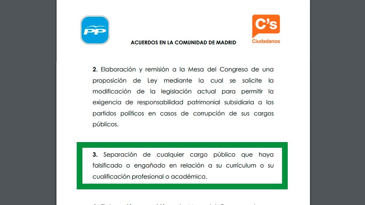 LA SEXTA TV | El pacto entre Ciudadanos y PP impediría la ...