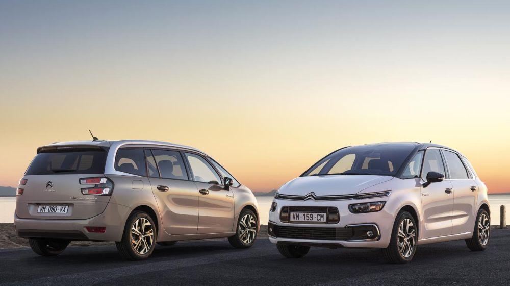 Citroën C4 Spacetourer y Gran C4 Spacetourer