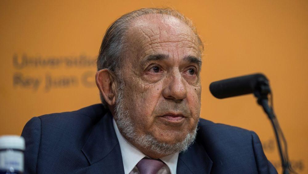 Enrique Álvarez Conde, director del Máster