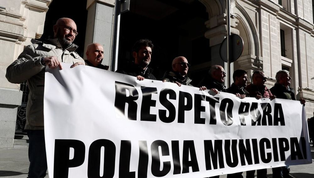 Principales sindicatos de la Policía Municipal de Madrid