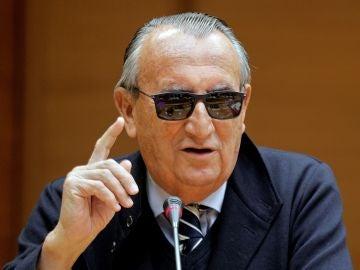 Carlos Fabra, expresidente de la Diputación de Castellón