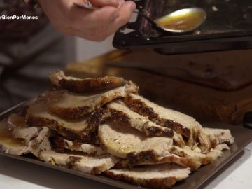 Lomo de cerdo al horno, en Comer bien por menos