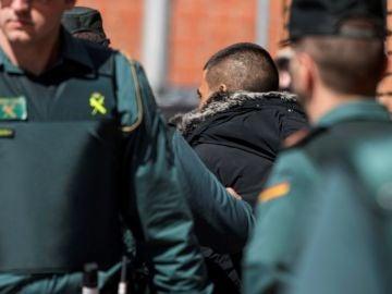 Detención del hombre que atropelló a su expareja en Toledo