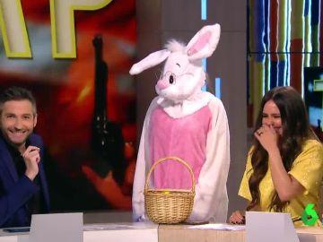 Pascual, el amigo del conejo de Pascua de la Casa Blanca